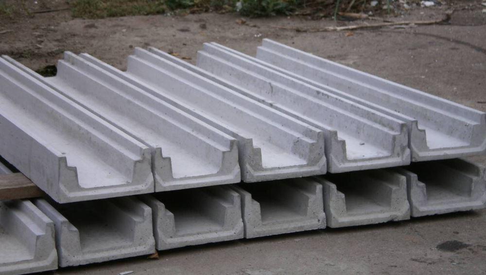 Лоток бетонный водоотводной своими руками