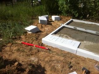 Как положить плитку на кладбище 91